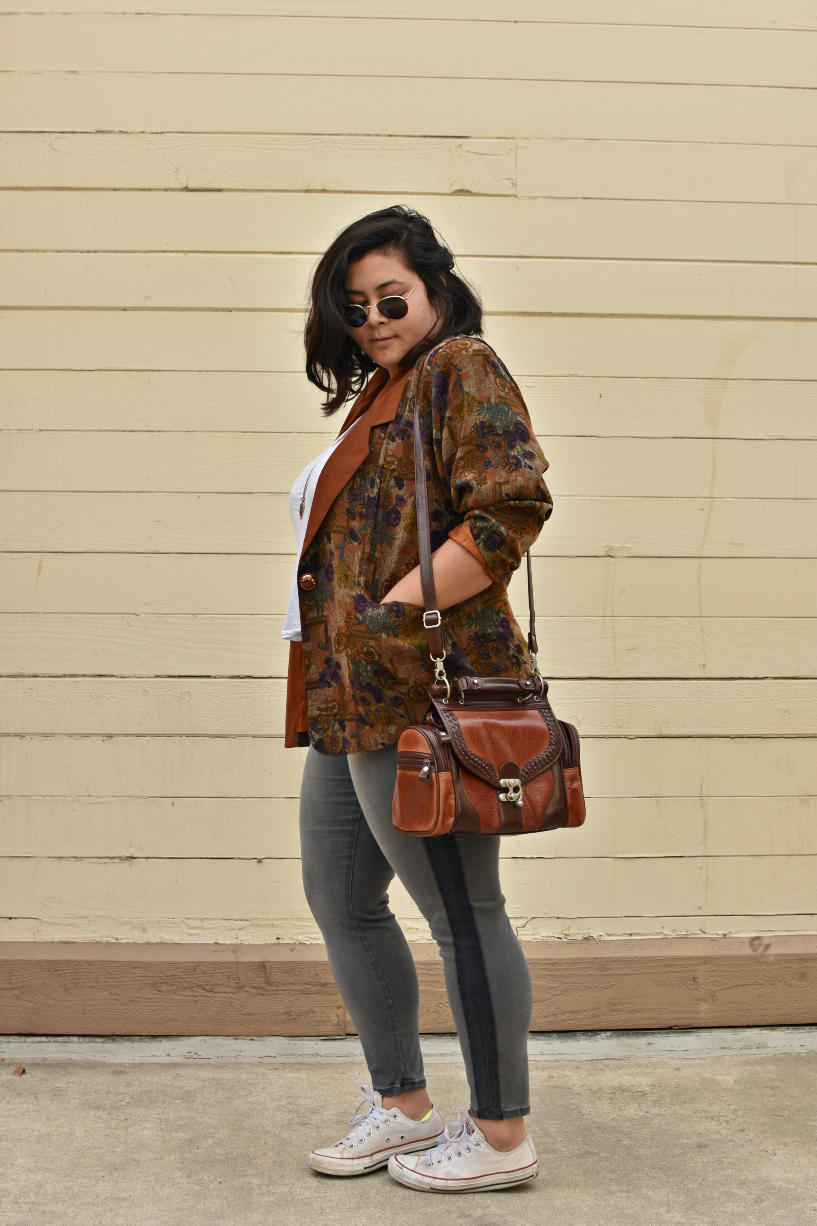 Thrifted Vintage Hipster Ootd Biancakarina